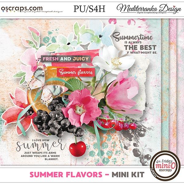 Summer flavors (Mini kit)