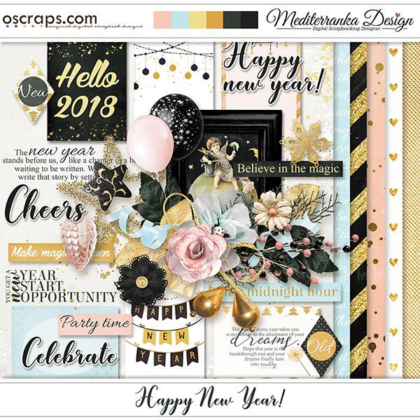 Happy New Year! (Mini kit)