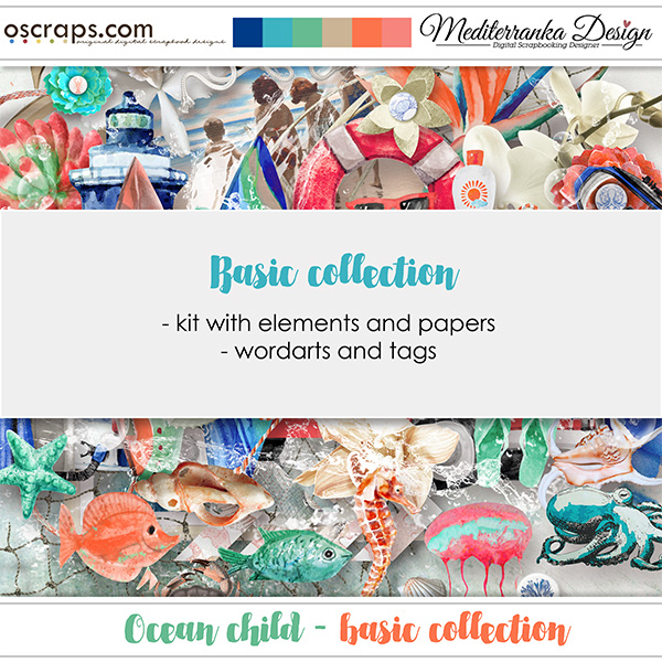 Ocean child (Basic collection 2 in 1)