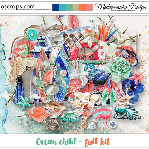 Ocean child (Full kit)