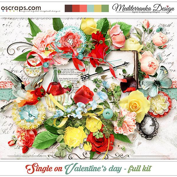 Single on Valentine's day (Full kit)
