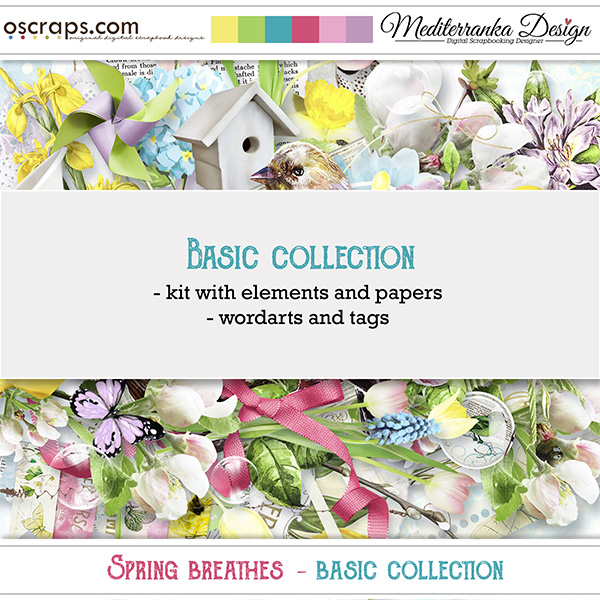 Spring Breathes (Basic collection 2 in 1)