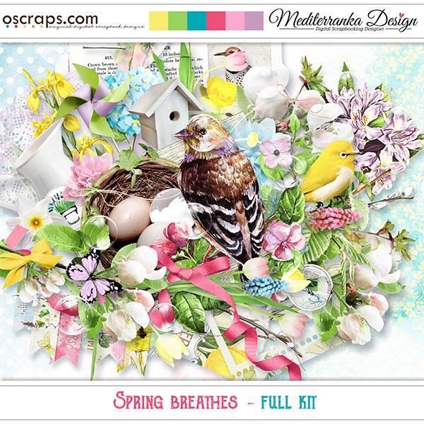 Spring Breathes (Full kit)