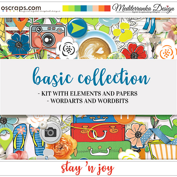 Stay 'n joy (Basic collection 2 in 1)