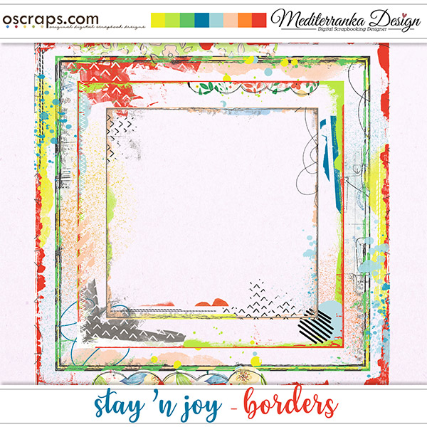 Stay 'n joy (Borders)