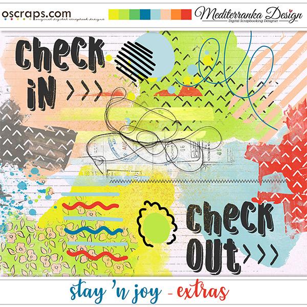 Stay 'n joy (Extras)
