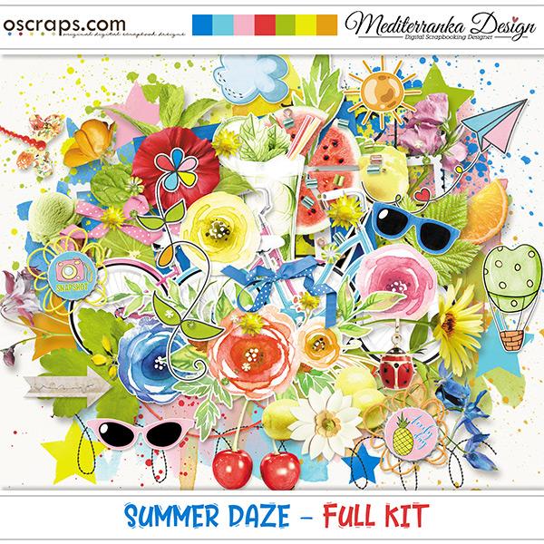 Summer daze (Full kit)