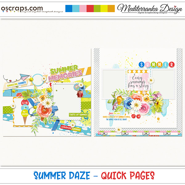 Summer daze (Quick pages)