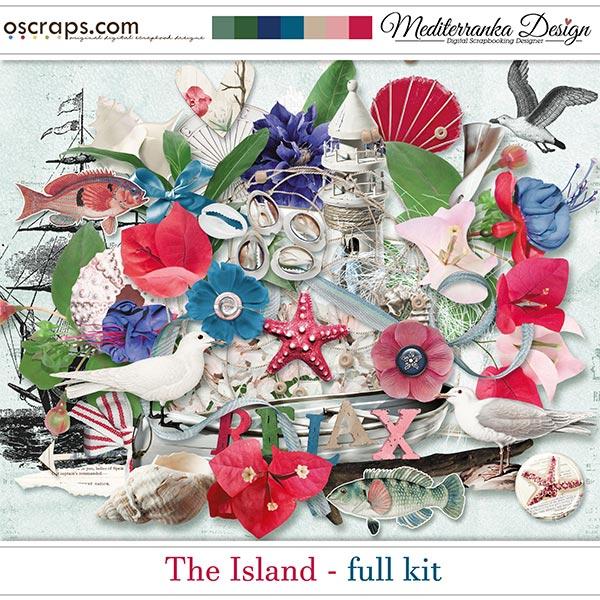 The Island (Full kit)