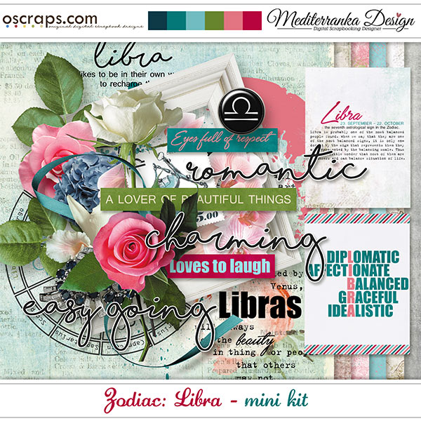 Zodiac: Libra (Mini kit)