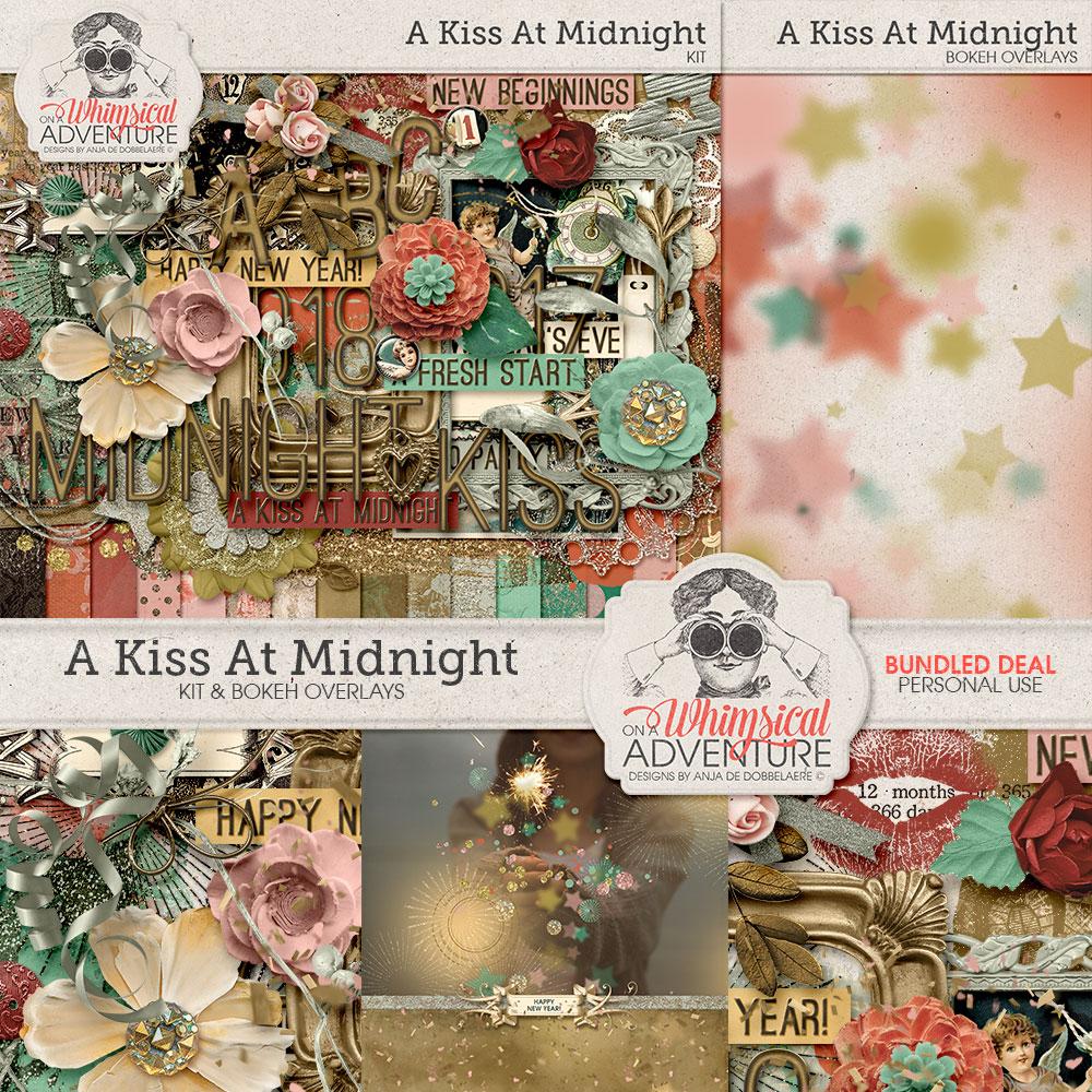 A Kiss At Midnight Bundle
