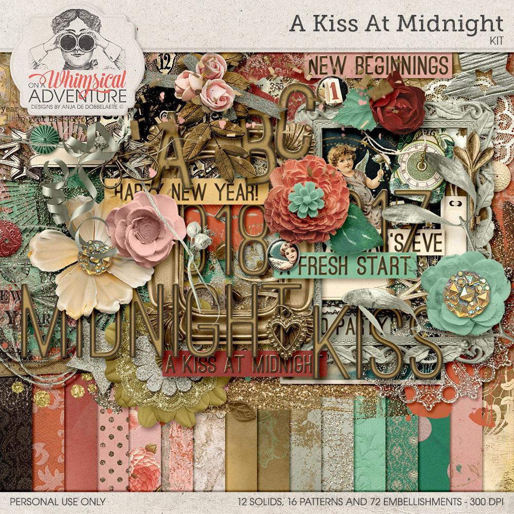 A Kiss At Midnight Kit