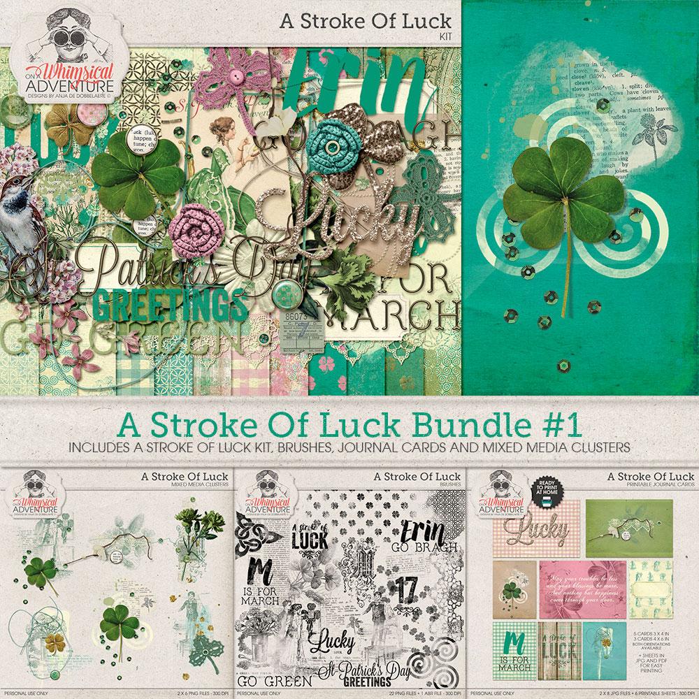 A Stroke Of Luck Bundle 1