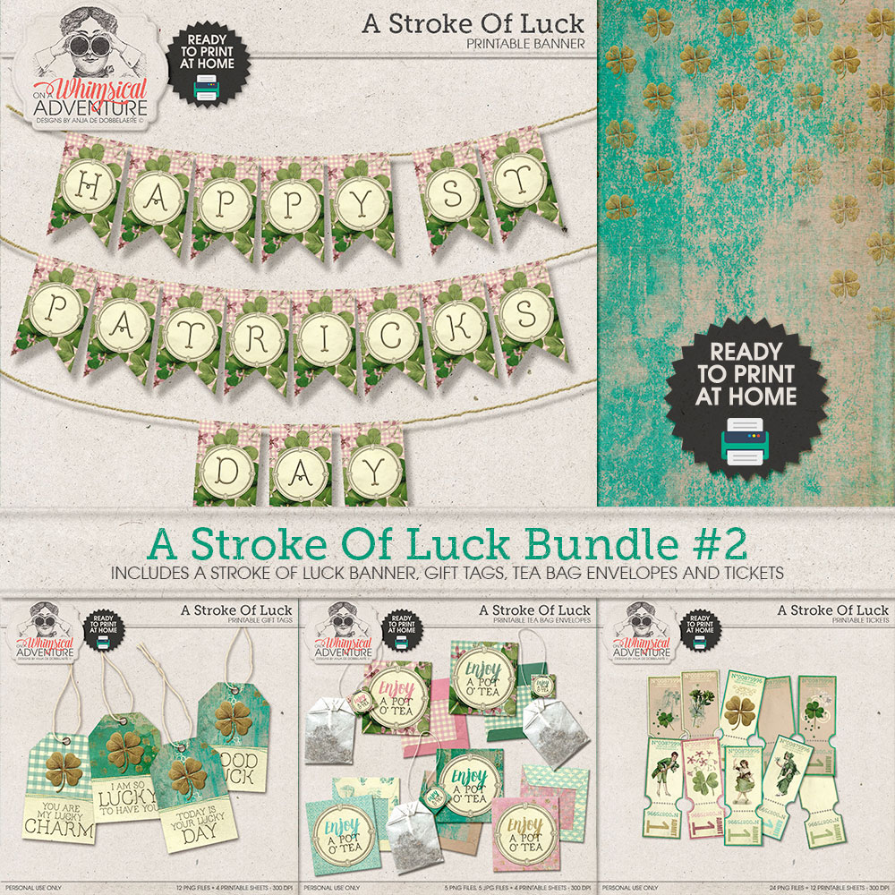 A Stroke Of Luck Bundle 2