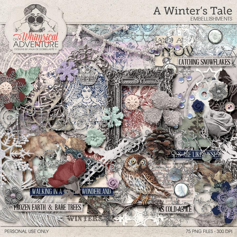 A Winter's Tale Elements