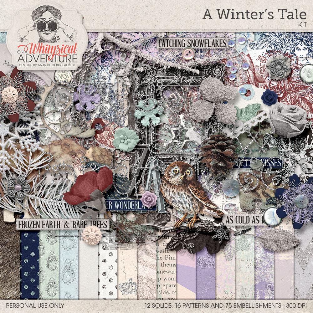 A Winter's Tale Kit