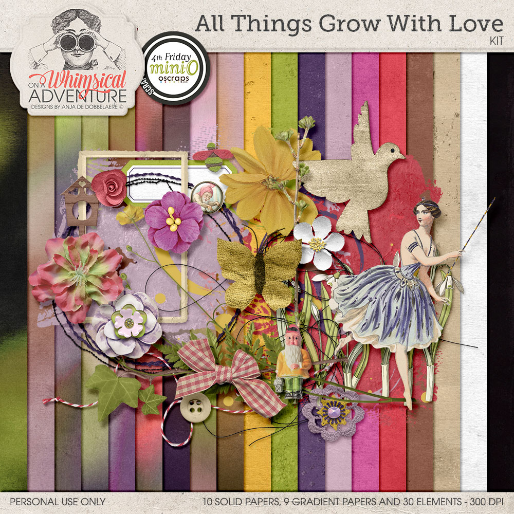 All Things Grow With Love Kit