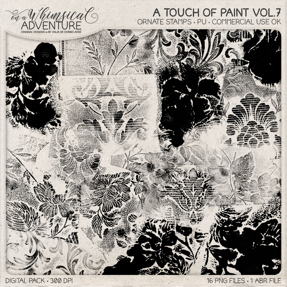 CU A Touch Of Paint Vol7