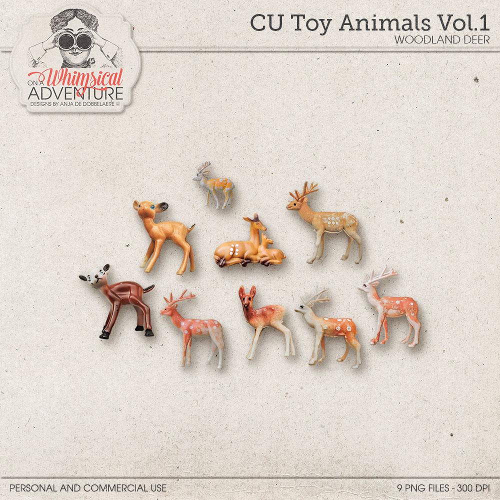 CU Toy Animals Vol1