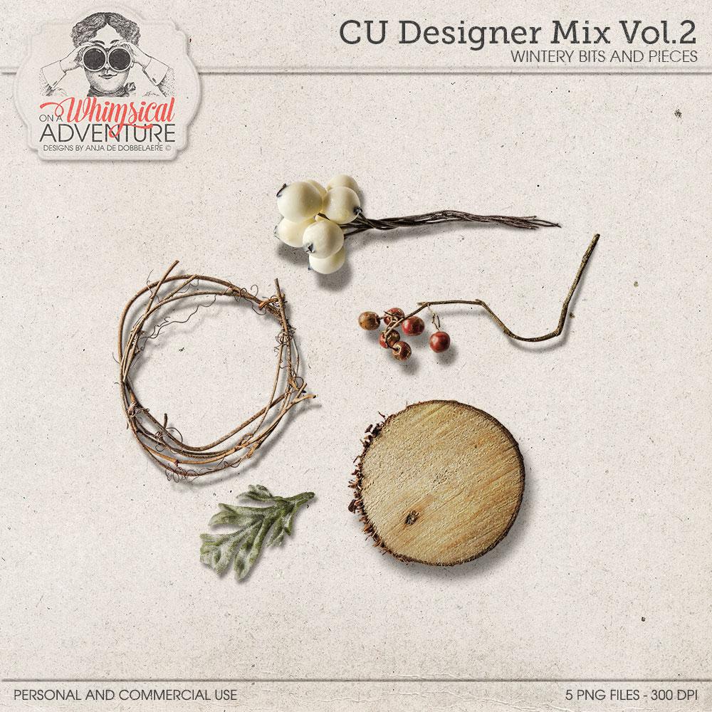 CU Designer Mix Vol2