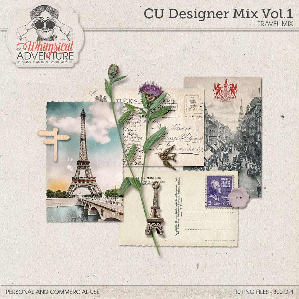 CU Designer Mix Vol1