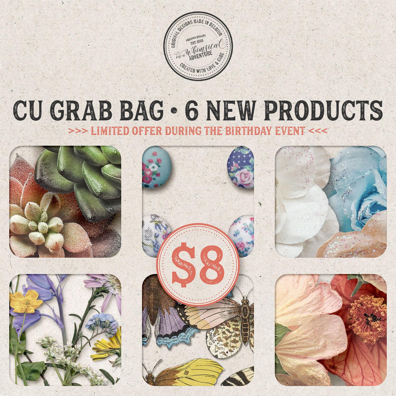 CU Grab Bag BD2021