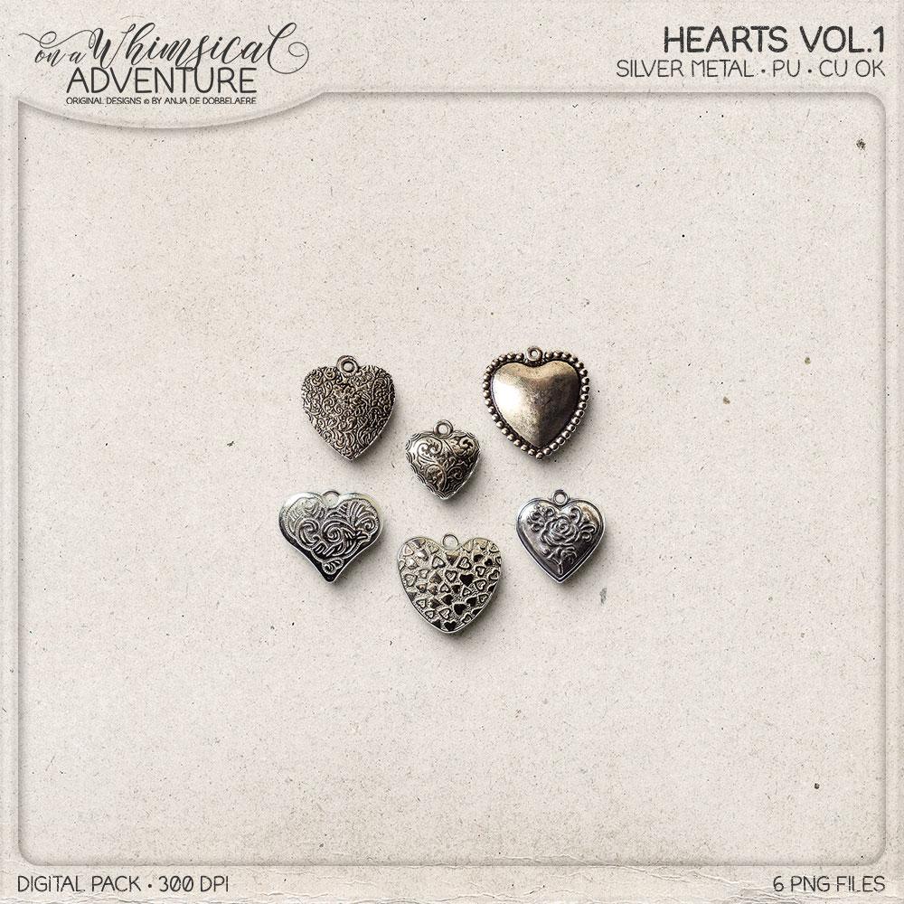 CU Hearts Vol1