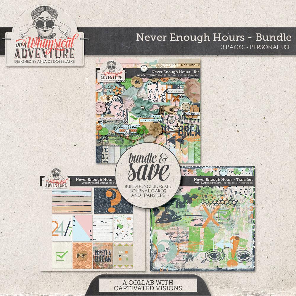 Never Enough Hours Bundle