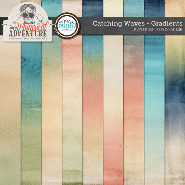 Catching Waves Gradients Mini O