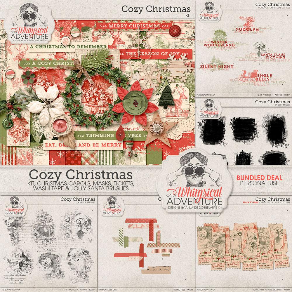 Cozy Christmas Bundle