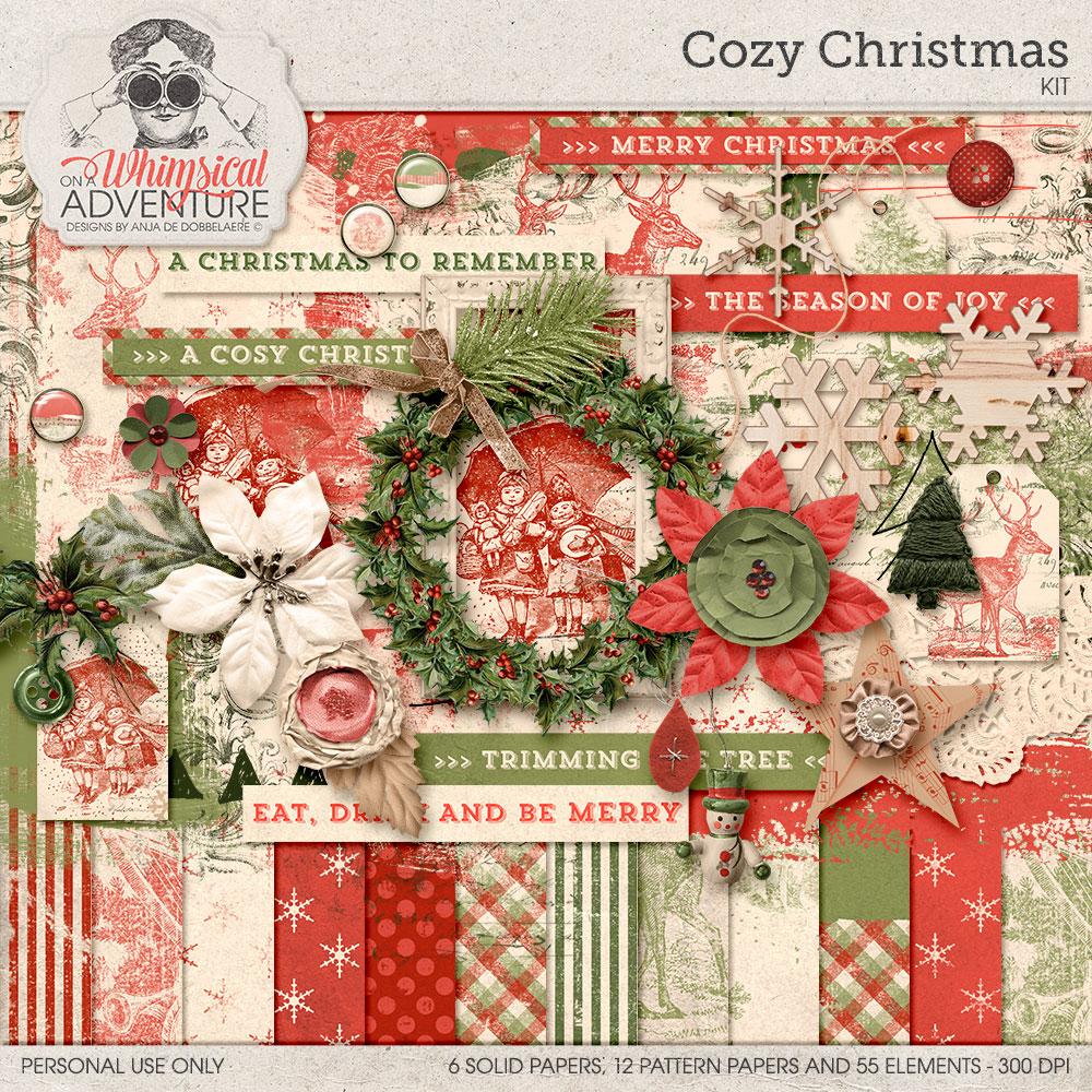 Cozy Christmas Kit