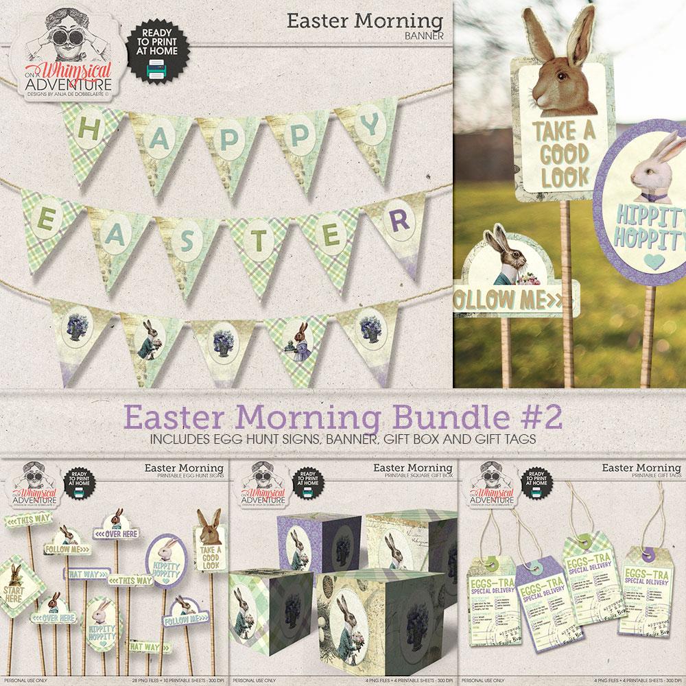 Easter Morning Bundle 2