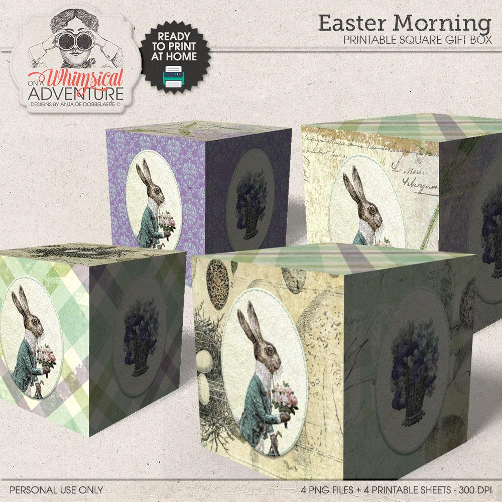 Easter Morning Box