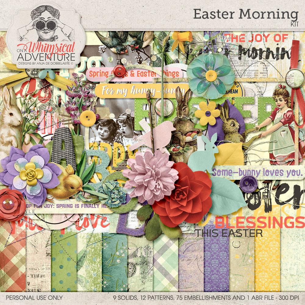 Easter Morning Kit