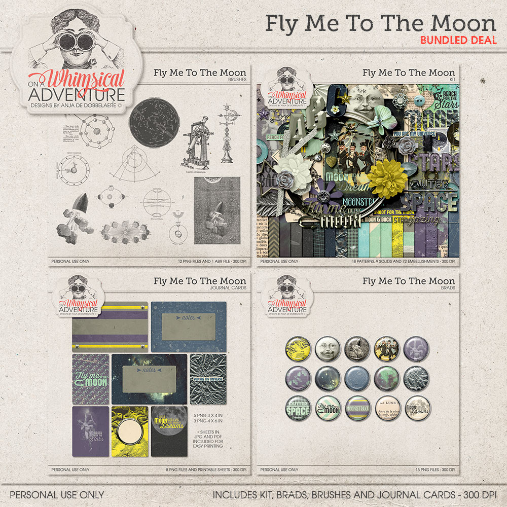 Fly Me To The Moon Bundle