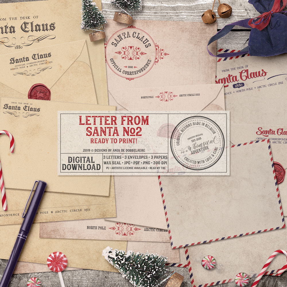 Letter From Santa No2