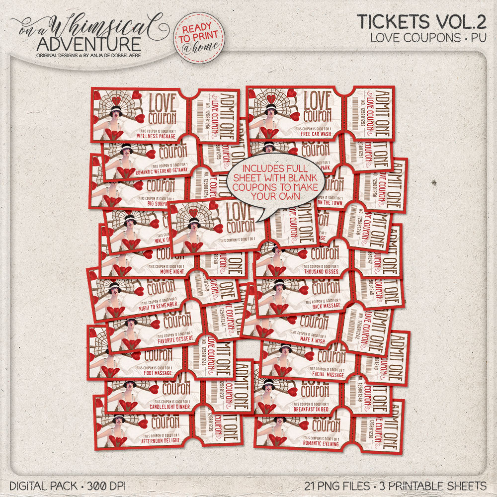 Tickets Vol2