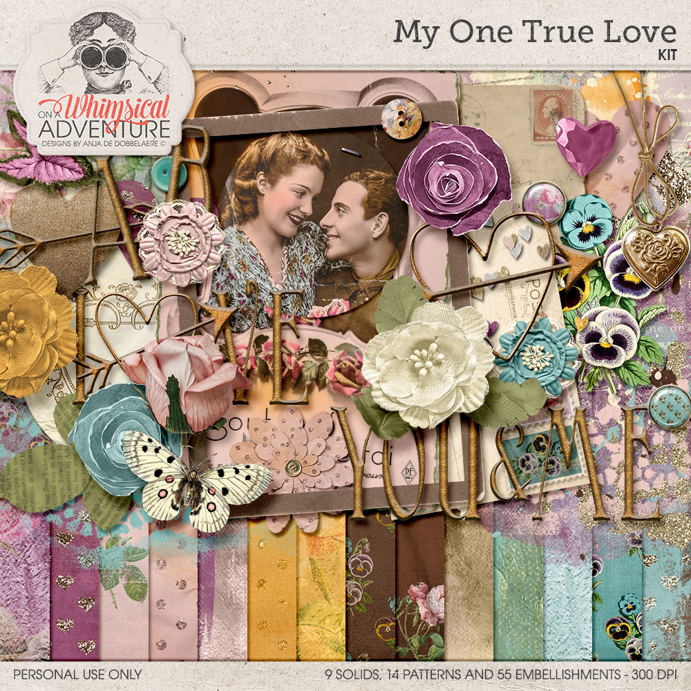 My One True Love Kit