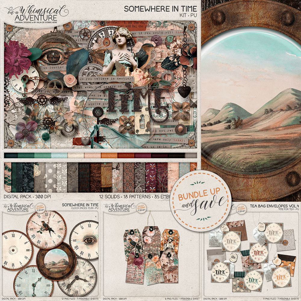 Somewhere In Time Bundle