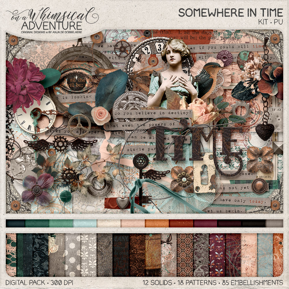 Somewhere In Time Kit