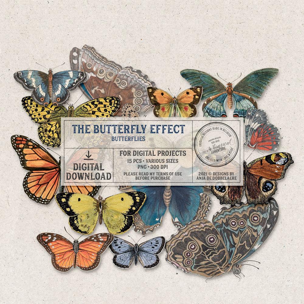 The Butterfly Effect Butterflies