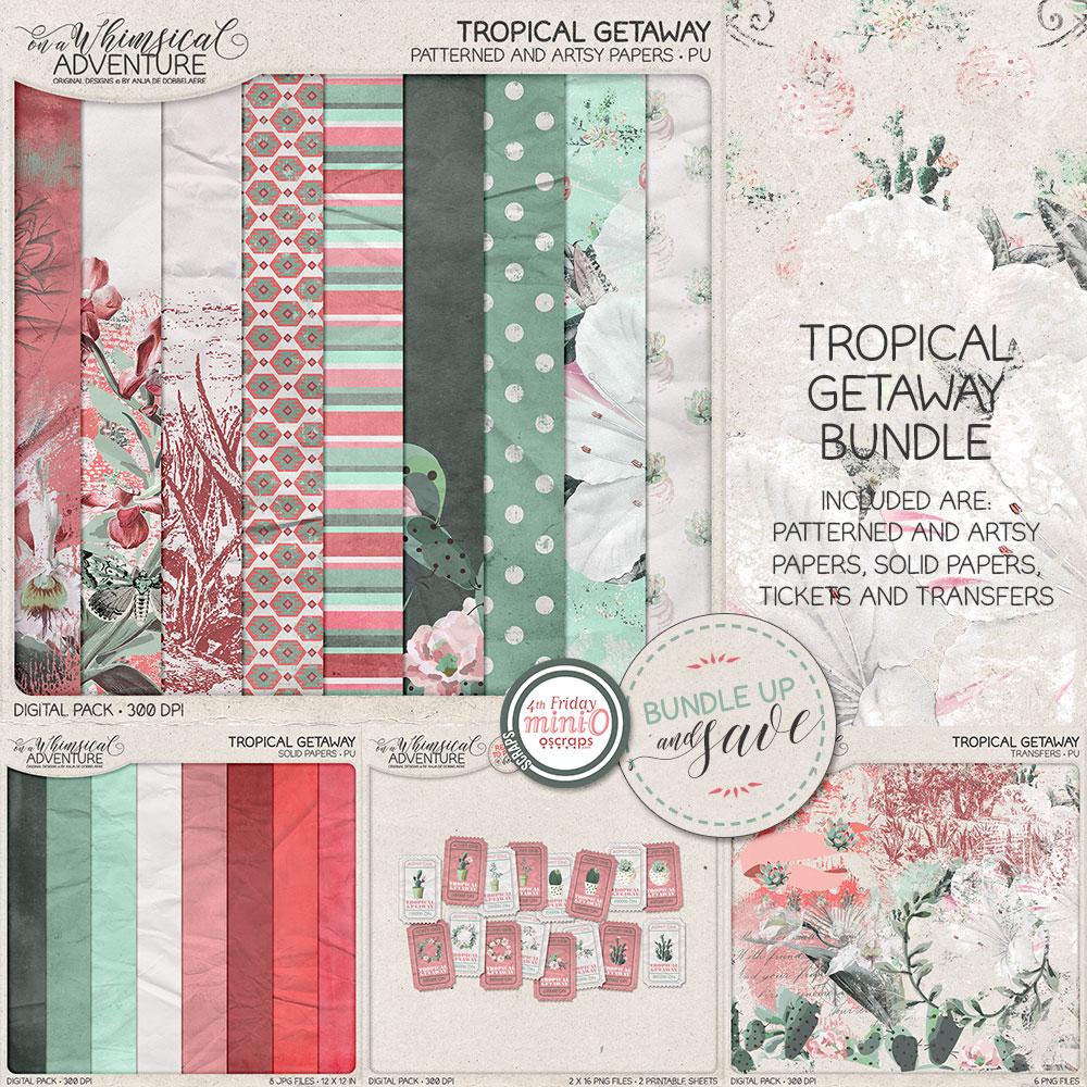 Tropical Getaway Bundle