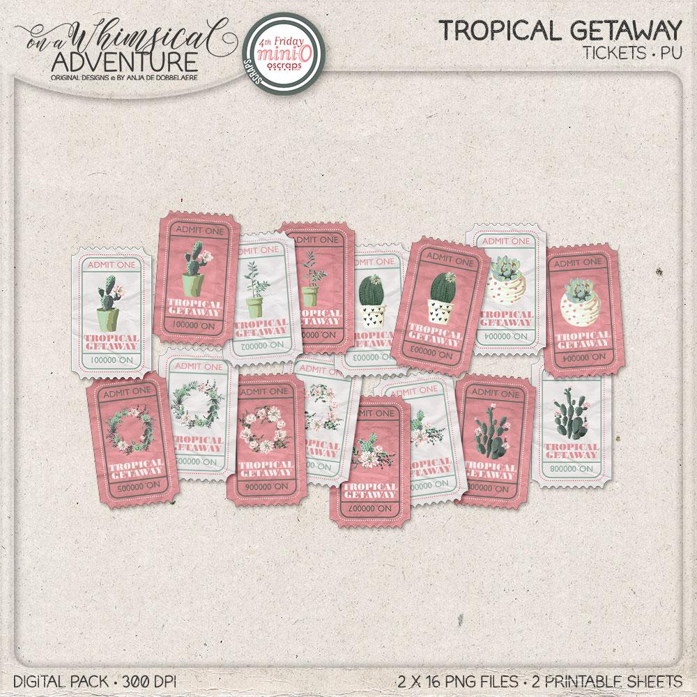 Tropical Getaway Tickets