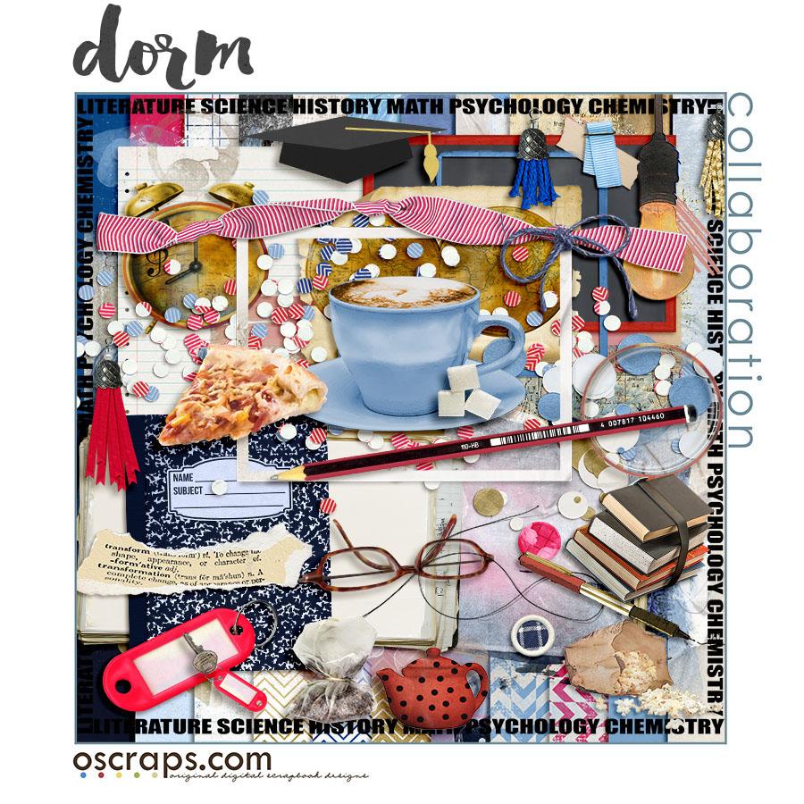 Dorm :: An Oscraps 2016 Collaboration
