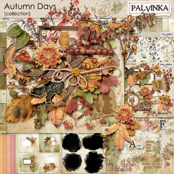 Autumn Days Collection
