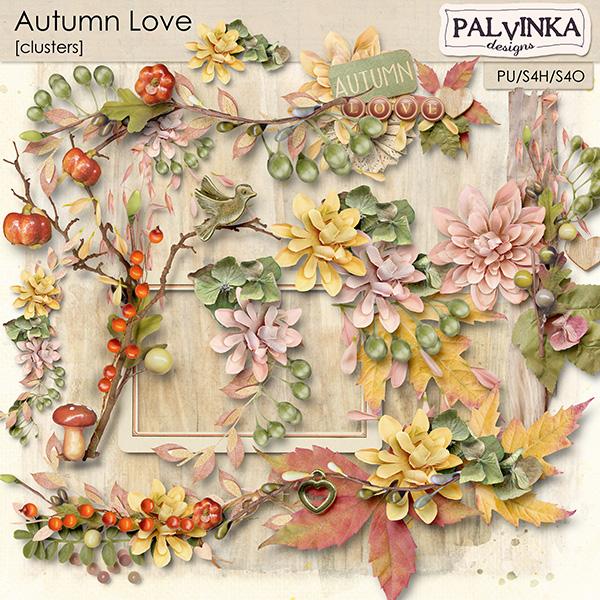 Autumn Love Clusters