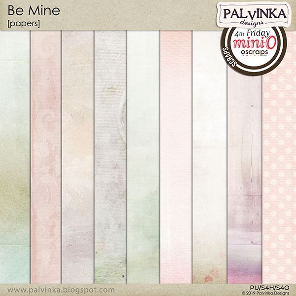Be Mine Papers