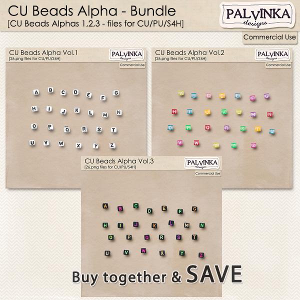 CU Beads Alpha Bundle