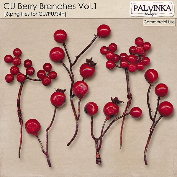 CU Berry Branches Vol.1