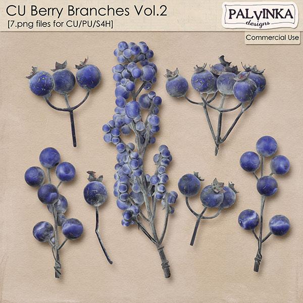 CU Berry Branches Vol.2